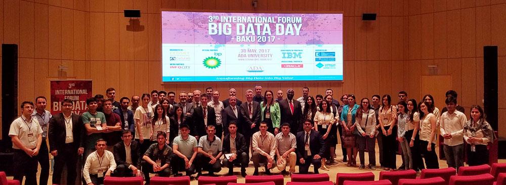 Big Data Day Baku 2017 - Group Photo
