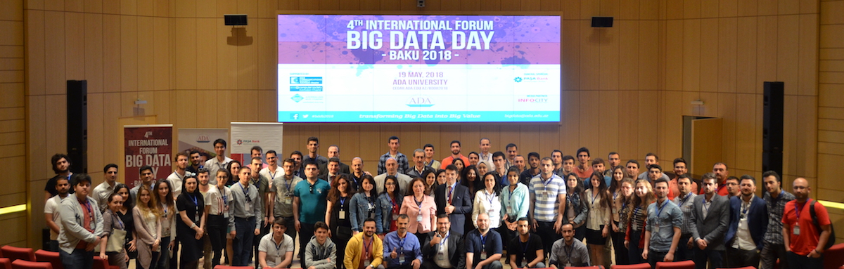 Big Data Day Baku 2018 - BDDB2018